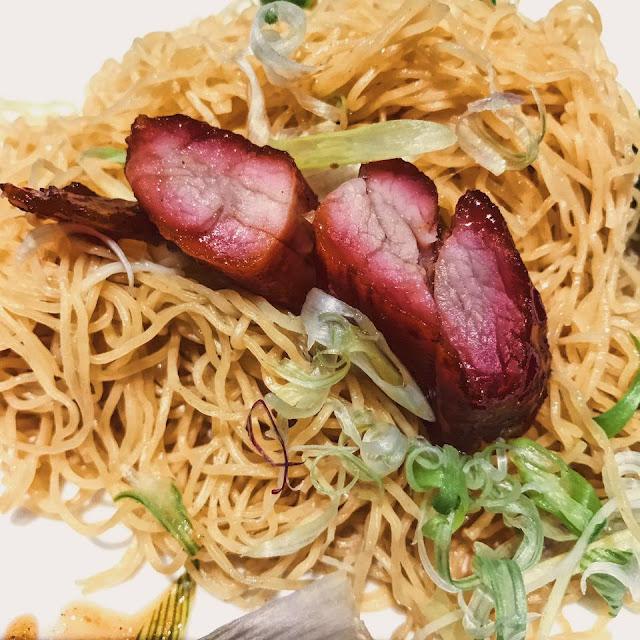 BBQ Pork Noodle