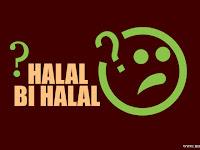 Mengapa Menggunakan Istilah Halal bi Halal?