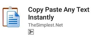 Aplikasi Copy paste tulisan pada gambar