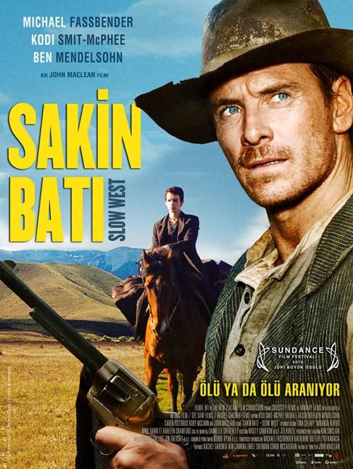 Sakin Batı (2015) 720p Film indir