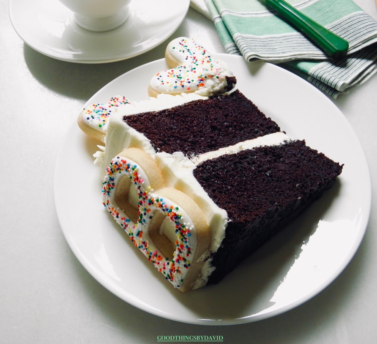 The Rich Yet Light Chocolate Cake Recipe Comes From Martha Stewart Its Her One Bowl Which Is Always Outstanding And Very Easy To