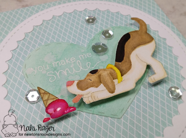 Newton's Nook Designs Dog Days of Summer Set - Naki Rager