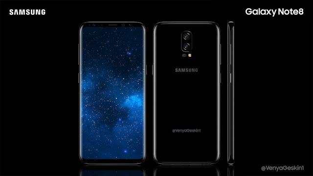 Fitur RAHASIA dari Samsung Galaxy Note 8