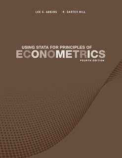 Using Stata for Principles of Econometrics Fourth Edition