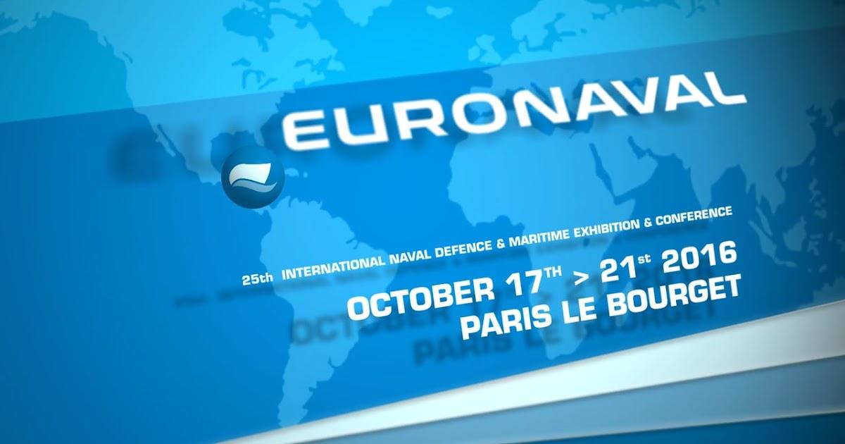 Pmi a euronaval 2016 - 17-21 ottobre, paris le burget