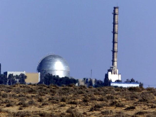 O  secretismo nuclear de Israel