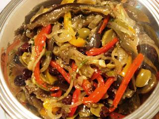 Menu da Lady, Salada ao Forno, culinária saudável, Culinária, culinária dia a dia,