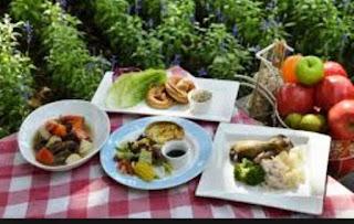 Ilustrasi Pengertian Makanan Sehat