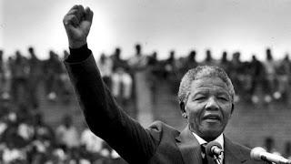 Homenaje a Nelson Mandela en Bahía Blanca