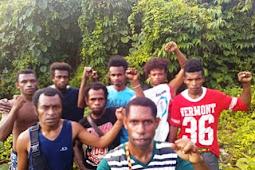 Di Fakfak Semua Yang ditangkap Polisi Sudah Bebas