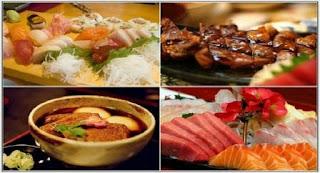 Hukum Makan Di Restoran Jepang Atau Cina