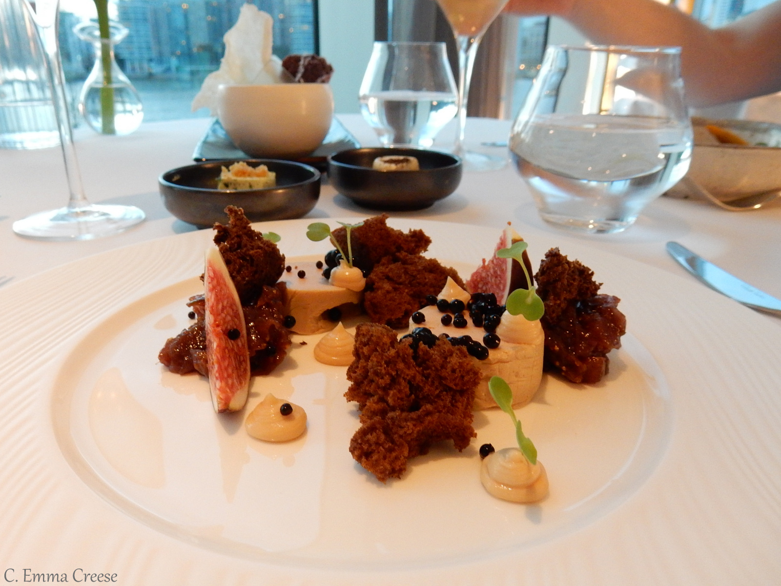 Peninsula Restaurant at the Intercontinental Hotel: Adventures of a London Kiwi