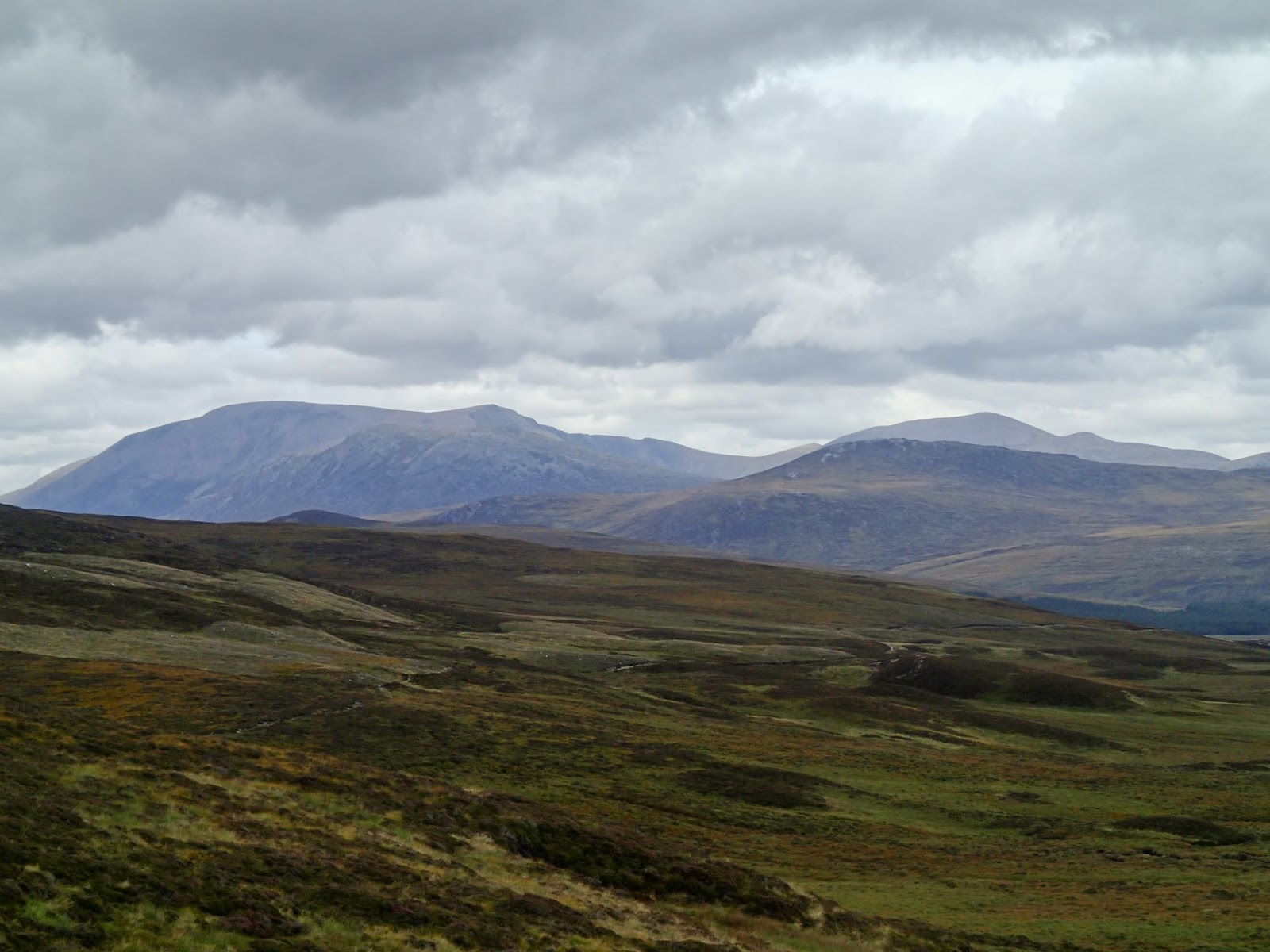 Mountain and Sea Scotland: August 2018