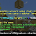 Cara register/daftar nickname di server Minecraft PE