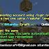 Cara register/daftar nickname di server Minecraft PE