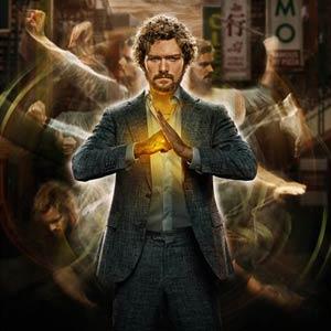 Poster da série Punho de Ferro