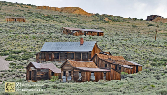 Bodie Ghost Town State Park, California
