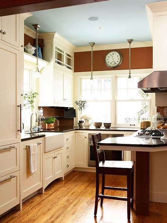 fresh kitchen decorating ideas summer 2013 6