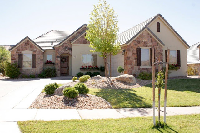Deal on southern utah home.