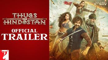 Thugs of Hindostan (Trailer)