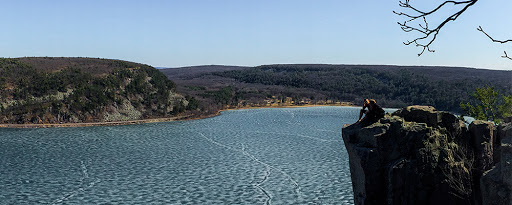 devils lake west bluff