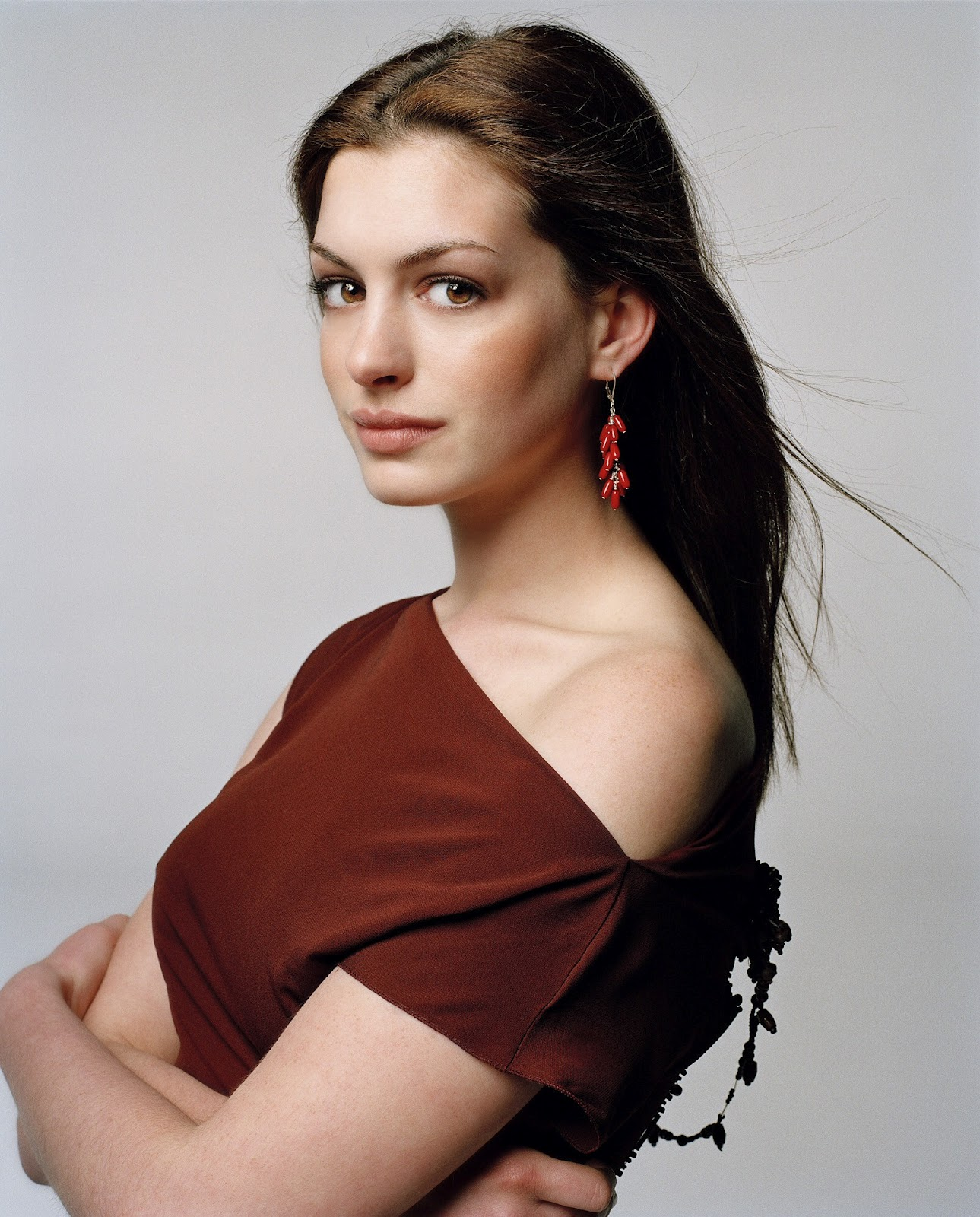 Anne Hathaway Special Pictures (9)