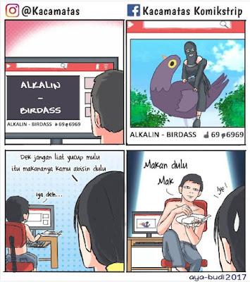 15 Meme 'Awkarin - Badass' Ini Bikin Cowok Kejang-kejang