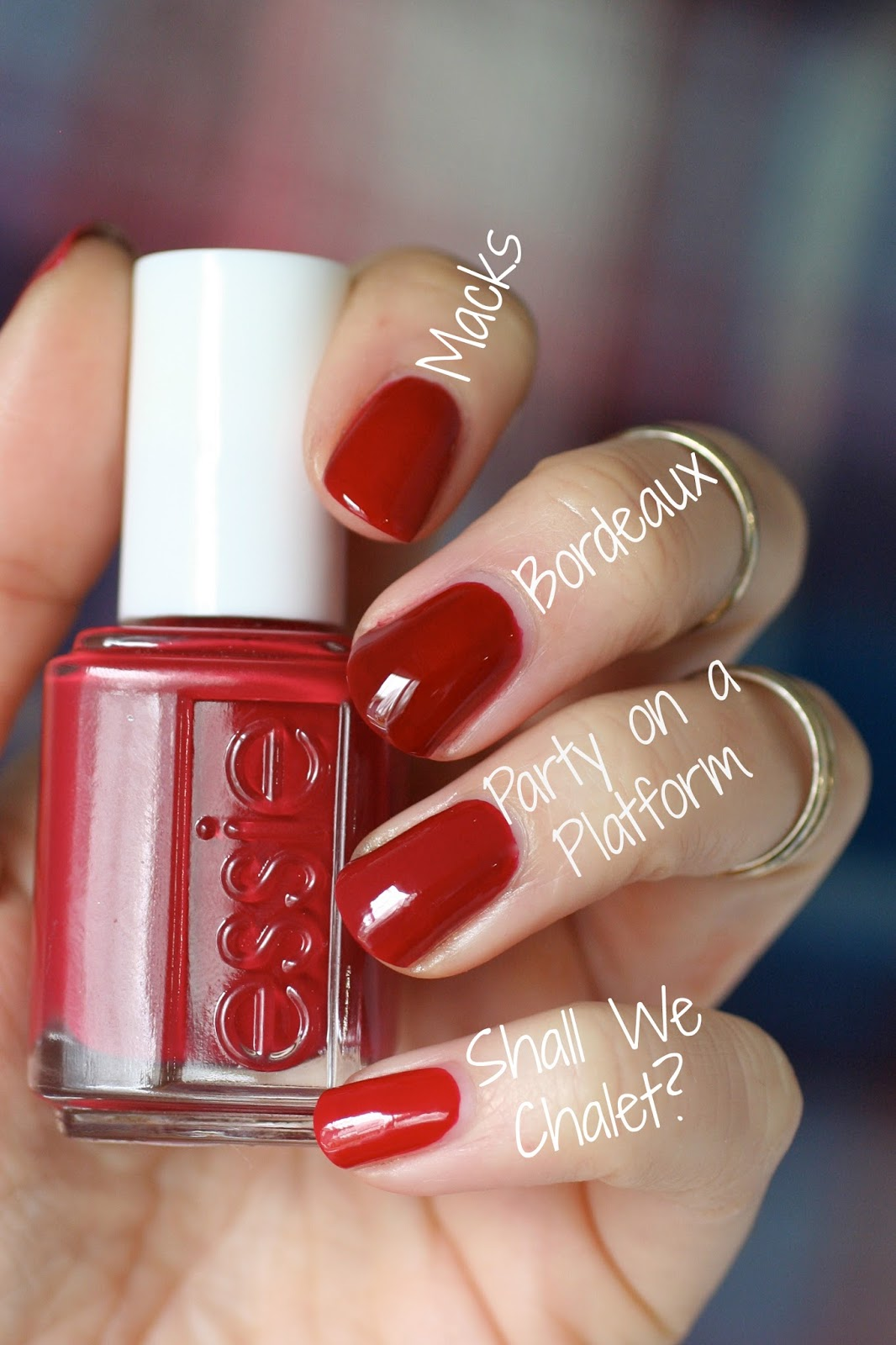Essie Winter 2016 Getting Groovy Collection : Review, Swatches ...