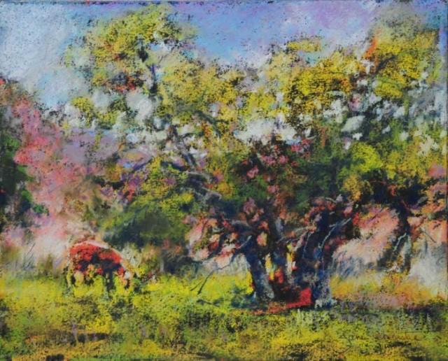 Пастельная живопись. Jane Christie 11