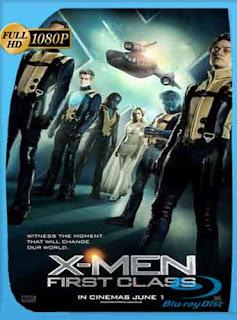 X-Men 5: Primera generación (2011) HD [1080p] Latino [Mega] dizonHD