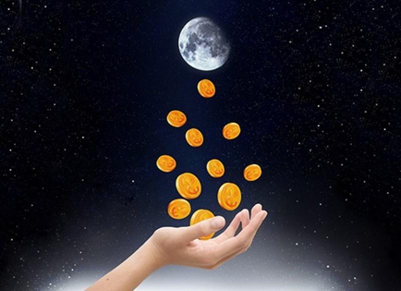 Обряды на убывающую луну на деньги
