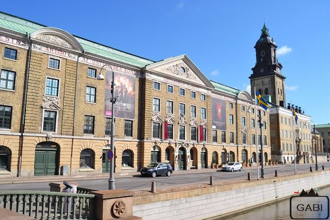 Muzeum miejskie w Göteborgu