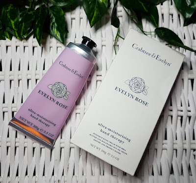 Crabtree & Evelyn Evelyn Rose Hand Therapy
