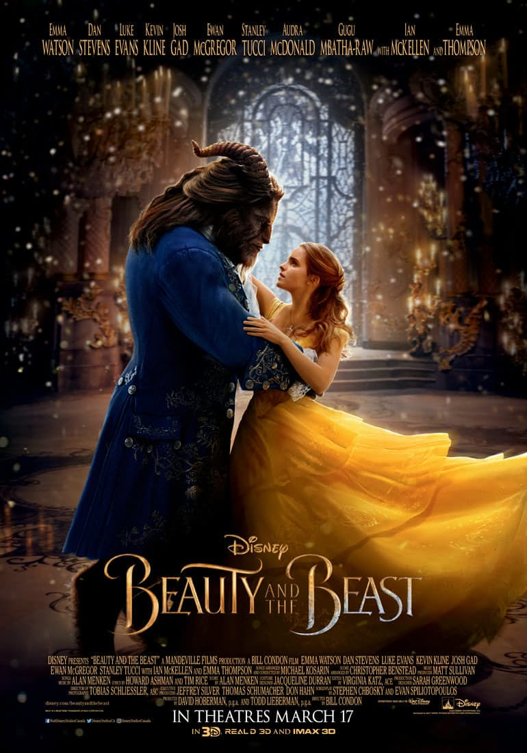 Film Assessment Beauty And The Beast 2017 Review