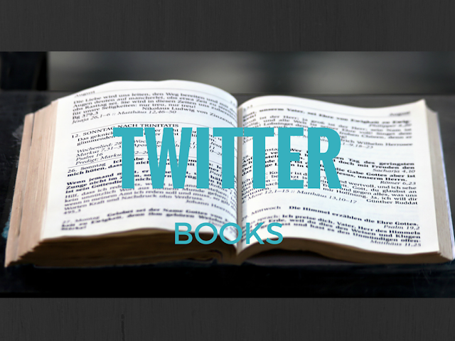 List of 7 Best Twitter Books