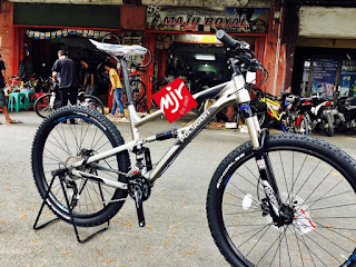 Polygon Siskiu D7 gs XT 10speed 27.5in 650B
