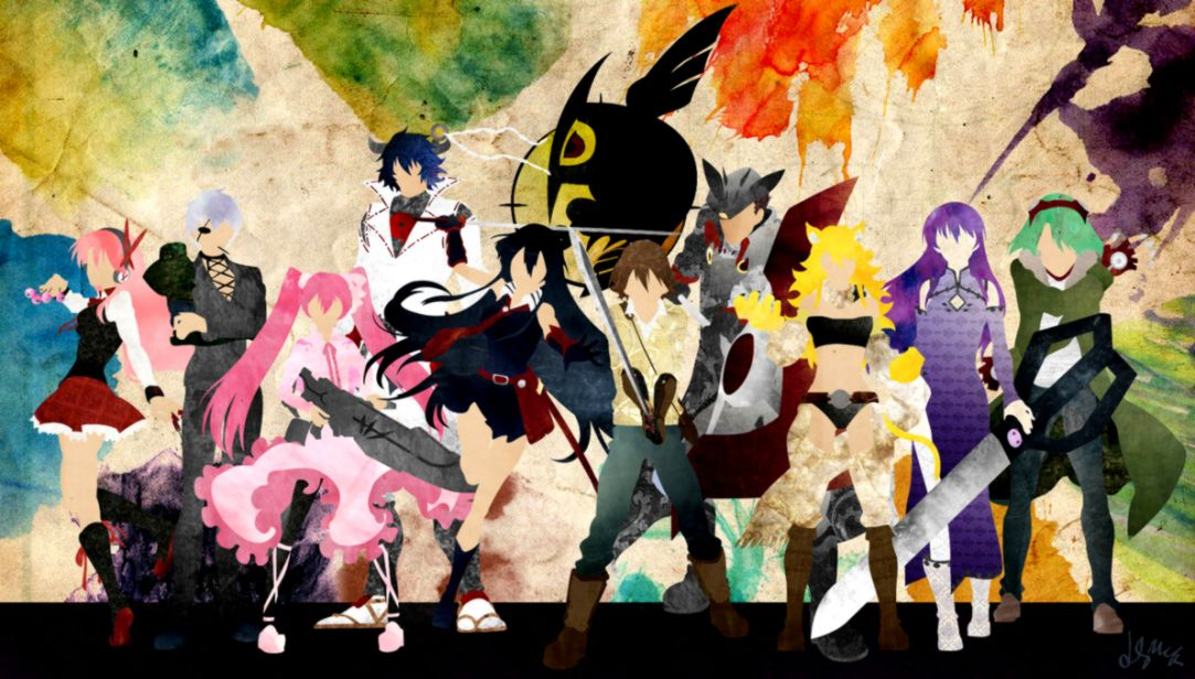 Akame Ga Kill Desktop Wallpaper Dom Wallpapers