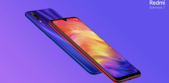 48 mp xiaomi launched redmi note 7 smartphone