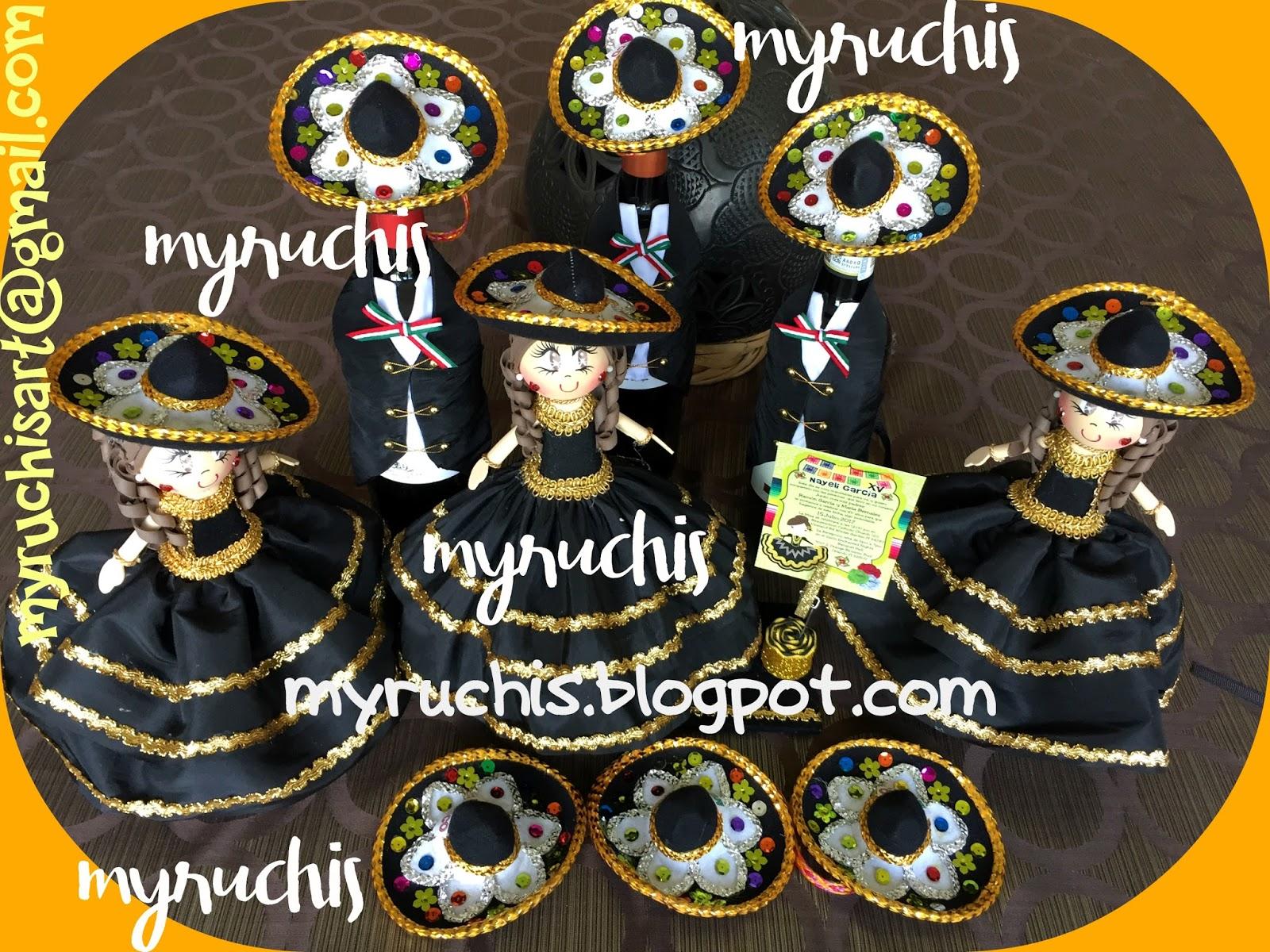 Myruchis fiesta mexicana recuerdos fiesta xv a os recuerdos for Como hacer una fiesta de 15