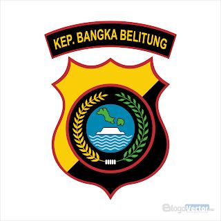 Polda Bangka Belitung Logo vector (.cdr)
