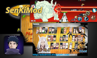 Naruto SenKiMod v1.10 by Arief