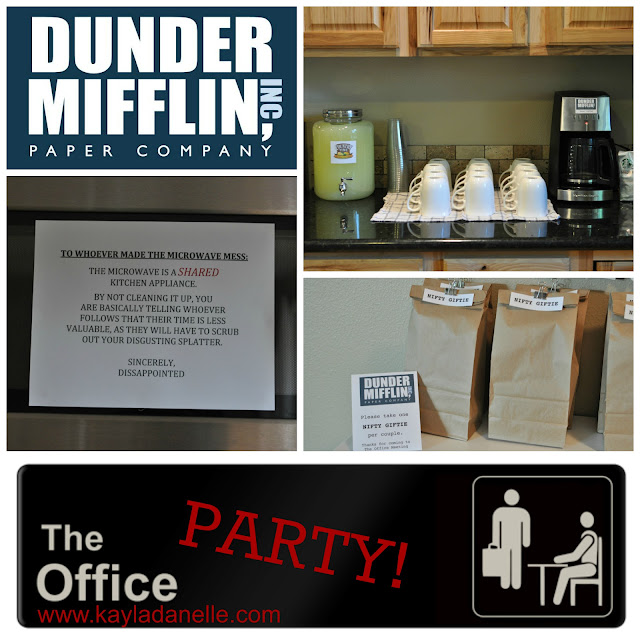 """The Office"" Farewell Party"