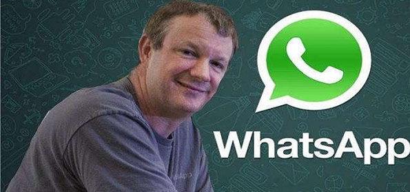 Pendiri WhatsApp Tiba-Tiba Serukan Hapus Facebook, Ada Apa?