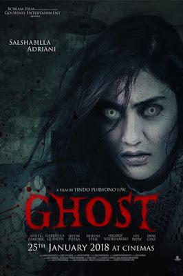 Sinopsis Ghost (2018) - Teror Menyeramkan dari Papan Ouija