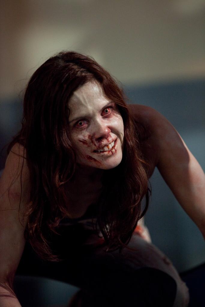 El comentario y los ZombiesQuarantine Movie Zombie