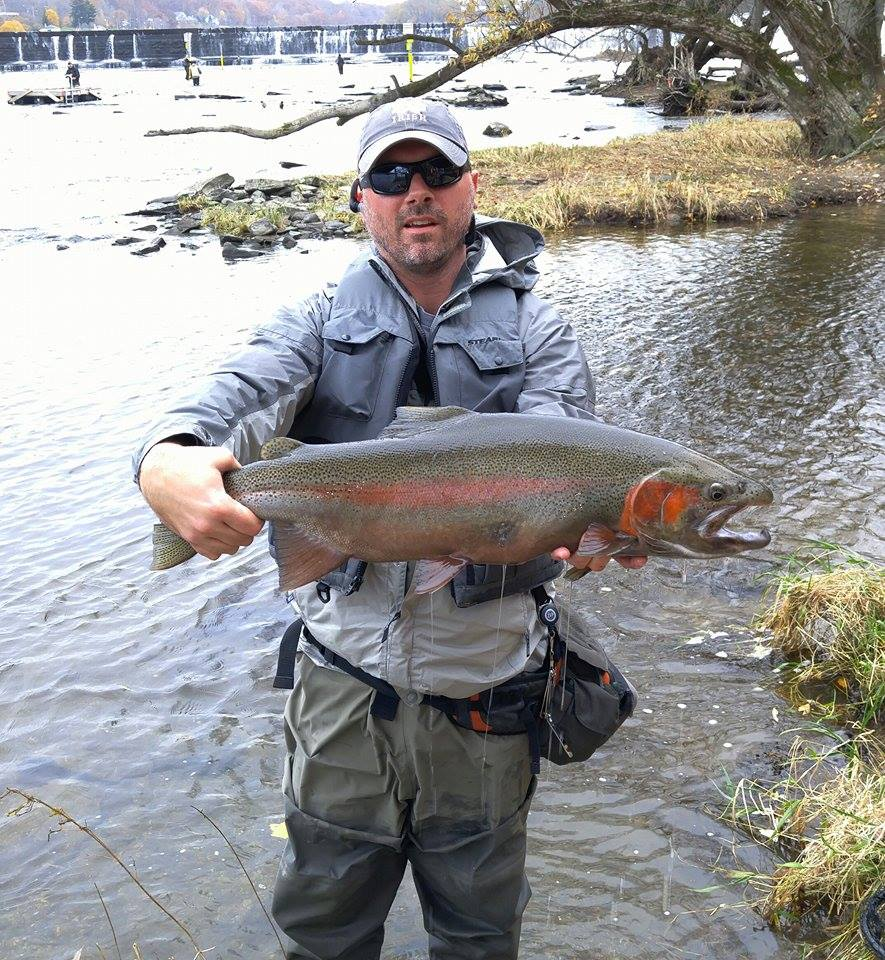 Mad river outfitters fishing reports 3 29 16 for Central ohio fishing report