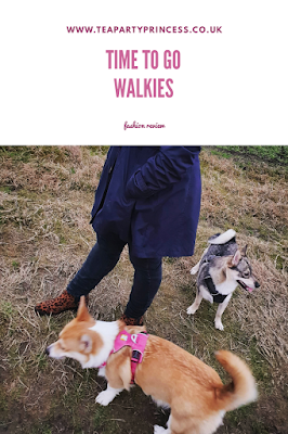 time to go walkies fashion review dog walk