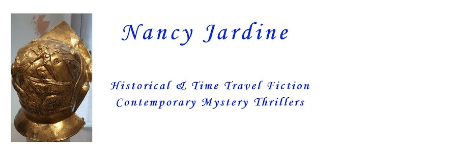 Nancy Jardine Author