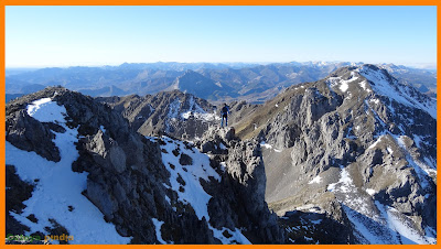 Circular al Mampodre desde Acebedo, por el Pico Mediodía y el Valjarto