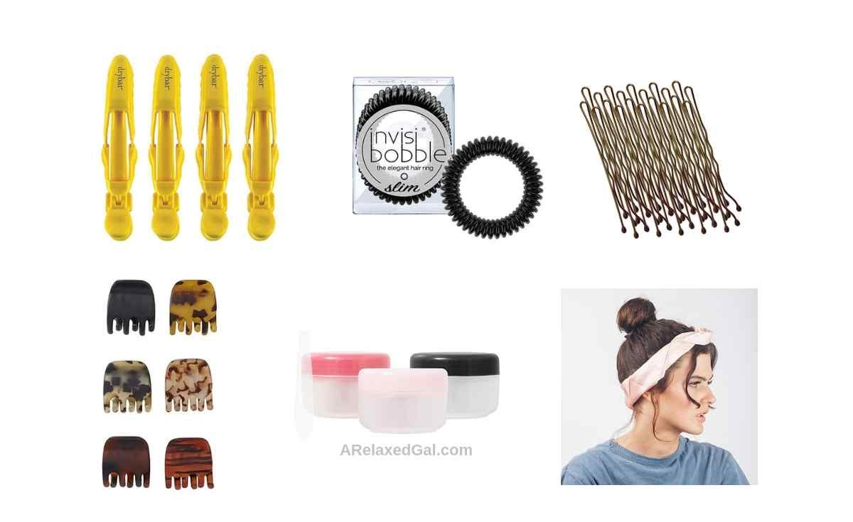 Hair accessories gift ideas | A Relaxed Gal